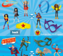 DC COMICS: McDonald's Commerical 2016 Justice League Action & DC Super Hero Girls