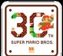 Serie 30 aniversario de Mario