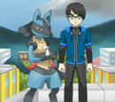 Brandon Guaman the Lucario