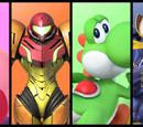 Super Smash Bros. 8: Memories
