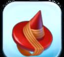 Red Fairy Hat Token