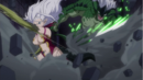 Mira and Elfman attacking Ophiuchus.png