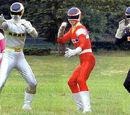 Kosmiczni Rangersi
