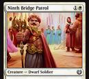 Ninth Bridge Patrol