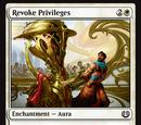 Revoke Privileges
