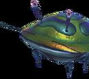 Escarabajo de sílex iridiscente