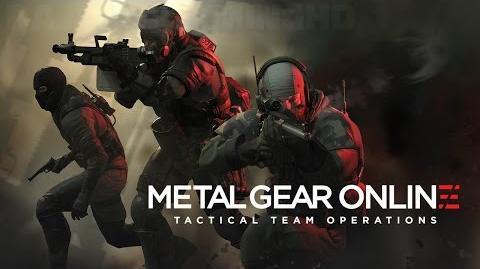 Metal Gear Online (MGSV) - Multiplayer Gameplay Trailer (60fps) 1080p TRUE-HD QUALITY