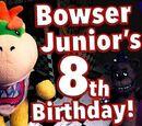 Bowser Junior's 8th Birthday!