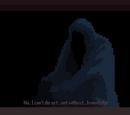 Whisperer in the mausoleum