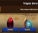 Triple Stryke Island