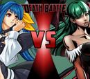 Dizzy vs. Morrigan