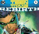 Teen Titans: Rebirth Vol.1 1