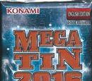 2016 Mega-Lata Mega Pacote