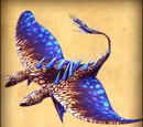 Buchtschwärmer/Dragons-Aufstieg von Berk