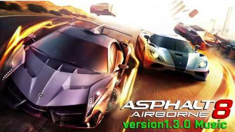 Over it - The Crystal Method【Asphalt 8 Airborne OST】 1.3.0