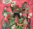 Poglachian Green Lantern Corps
