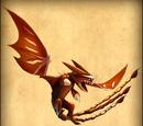 Dreifachstachel/Dragons-Aufstieg von Berk