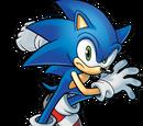 Sonic the Hedgehog (Archie Pré-Onda Gênese)