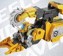 Build Rescue SentinelZord