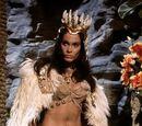 Queen Kari (Prehistoric Women)
