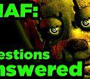 FNAF Mysteries SOLVED pt. 1