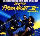 Prom Night III: The Last Kiss (1990)