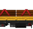 Railroad Tie Carrier