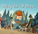 Hagamos el baile de los 7E / El robo del cristal de caramelo