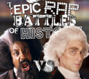 Frederick Douglass vs Thomas Jefferson/Gallery