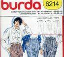 Burda 6214