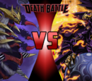 Giratina vs Lucemon