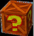 Crash Bandicoot 2 Cortex Strikes Back ? Crate.png