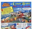 Canute the Brute's Battle Axe