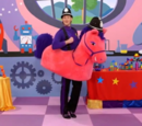 Let's Go Riding with Ponso the Pony (Police)
