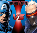 'Overwatch vs Marvel'-themed Death Battle