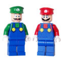 Mario (DFaceG Version)