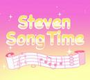 Steven's Song Time