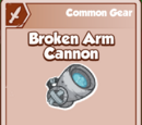 Broken Arm Cannon