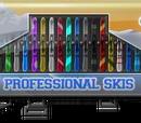 Professional Skis