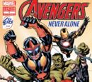 Avengers: Never Alone Vol 1 1