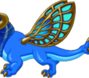 Dragon de Lapis