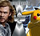 Thor vs Pikachu