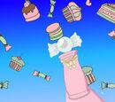 Happy Precure! Kimochi Sweet Flower Kingdom! Cure Sugar!