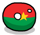 布基纳法索球
