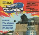 Doctor Who Magazine Vol 1 141