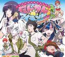 Super Danganronpa 2: Dangan Island - Kokoro Tokonatsu, Kokoronpa The Manga