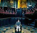 Audiência disciplinar de Harry Potter