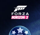 Forza Horizon 3/Motorsport All-Stars Car Pack