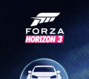 Forza Horizon 3/Car Pass