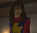 Kamala Khan(Ms. Marvel)